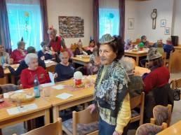 Seniorengruppe Gargazon Fasching 2019